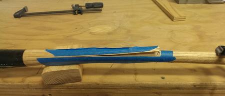 Macdougall Bats Powerwood Baseball Bat For Sale Composite Wood Bats