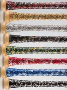 Bat Tape Team Colors Available In Red White Blue Yellow Navy Black Gray