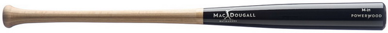 ALL WOOD WITH THE POWERLOCK BARRELL BLACK DIAMOND SPECIAL M-21 FLARE