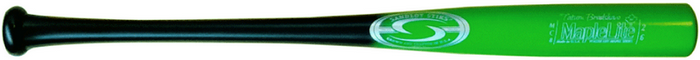26-32 -8 to -10inch Youth Wood Bats Made Here in America are always Delivered Freshly Made