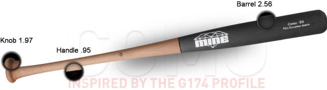 KR3 Hickory Magnum Composite 6 month Warranty