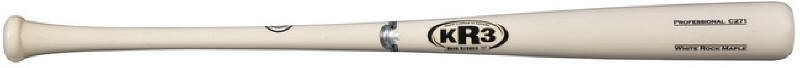 KR3 All Canadian Wood Professional Baseball Bats