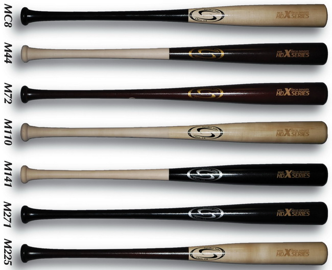 Sandlot Stiks Wood Baseball Bat For Sale Composite Wood Bat And All
