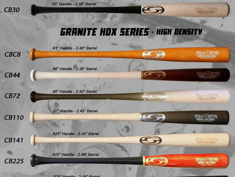 American Beech baseball bats high quality dense billets, these bats enable batters to prove themselves