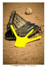 Two Hands Infield Training Glove Insert Two Hands Trainer